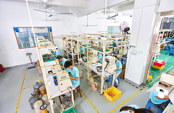 Wentong Electronic Transformer Production Line 1