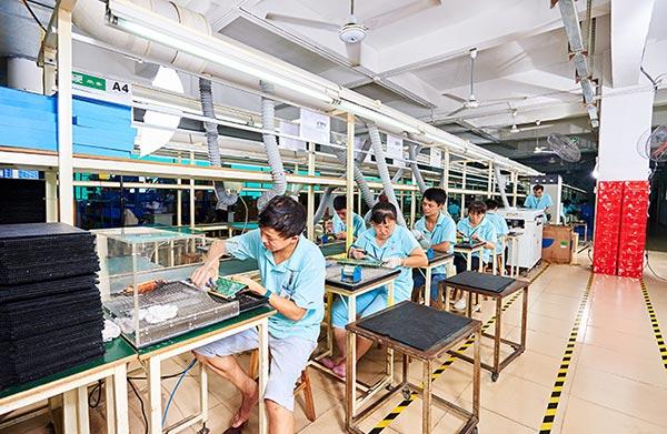 Wentong Electronic Welding Production Line