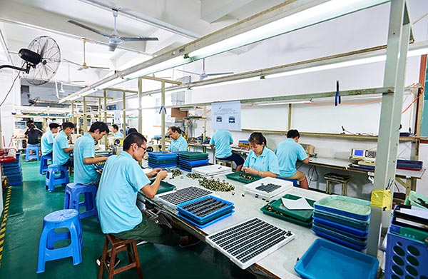 Wentong Electronic Transformer Production Line