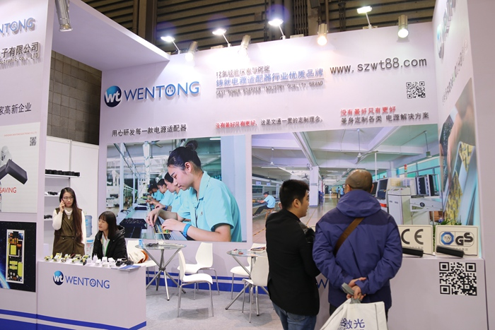 Warm congratulations to Wentong Electronics for its complete success at the 6th (Shanghai) Robot Exhibition in 2017
